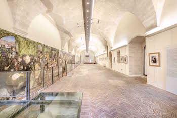 Palazzo Lanfranchi ex Seminario